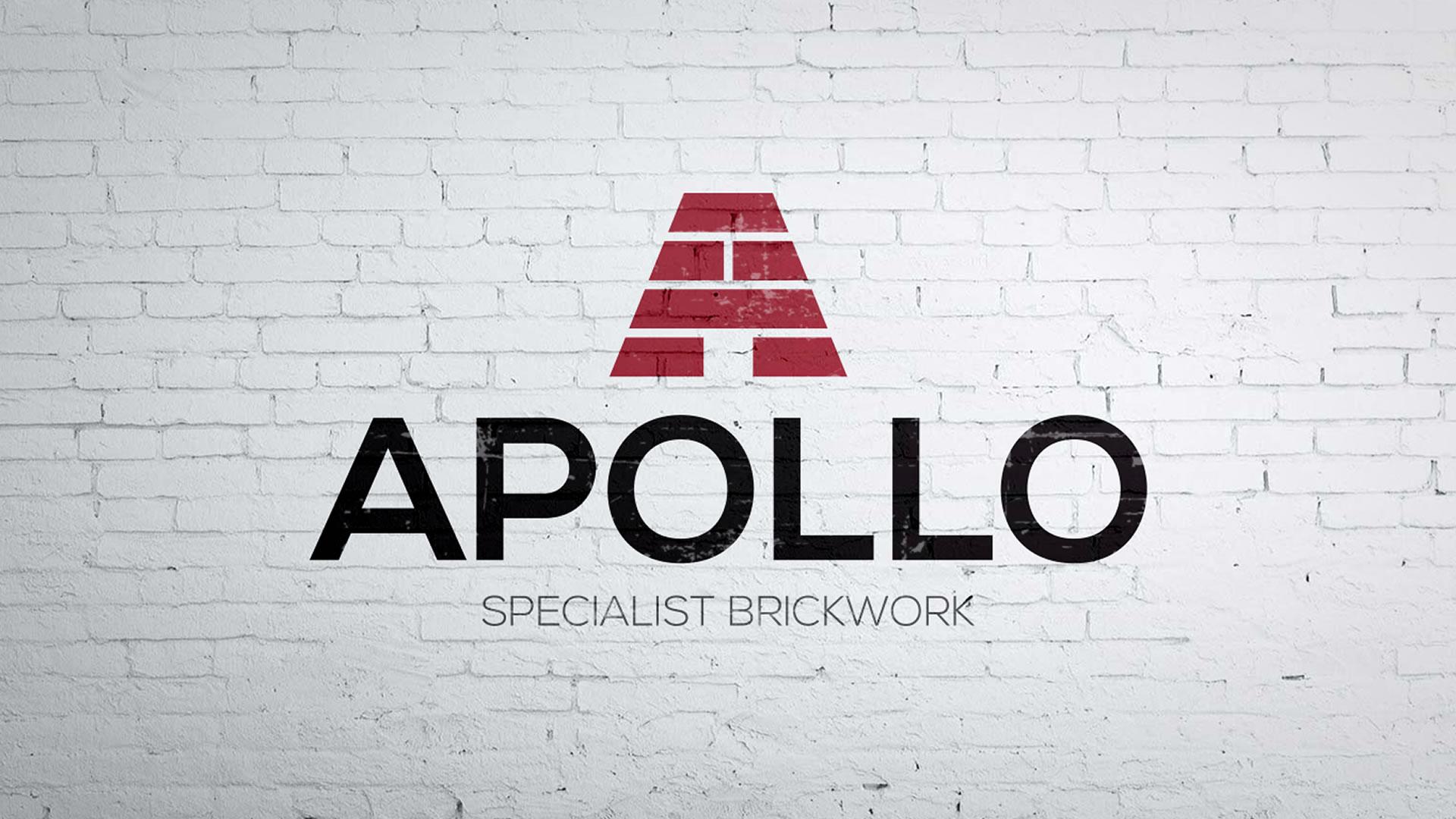 Apollo Brickwork Logo Design Paphos Cyprus